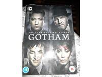 Gotham DVDS