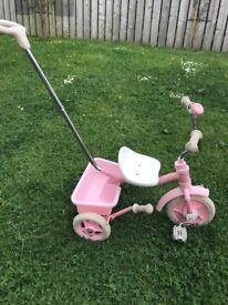 Italtrike pink trike