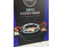 Electric Fondue Set - Brand new in box, unused