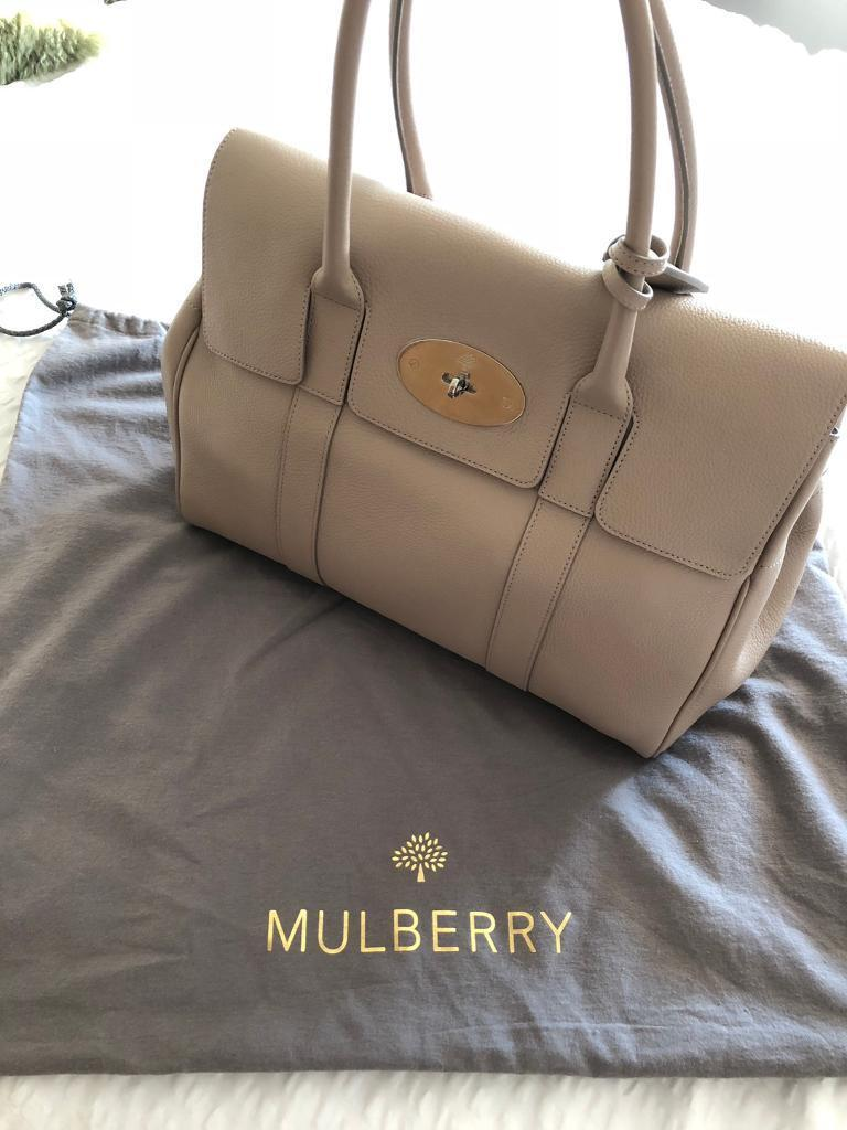 Mulberry Bayswater in Putty RRP £1095   in Wokingham, Berkshire ... 9711e96025