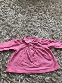 Baby girls Ralph top