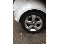White Vauxhall Corsa 1.2 eco flex