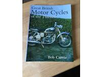 Great British motorcycles of the thirties Great condition like new