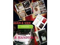 MAN&VAN&HANDYMAN READY TO HELP FORALL REMOVAL JOBS BIG JOB SMALL JOB LONG DISTANCE AND SHORT📞NOTICE