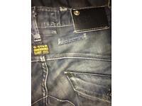 100% genuine blue G-Star Raw jeans. Size M.