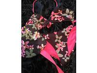 Adidas bikini with matching bag