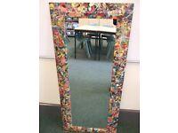 Marvel Comic Mirror