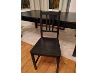 Chair - Black or farmhouse style