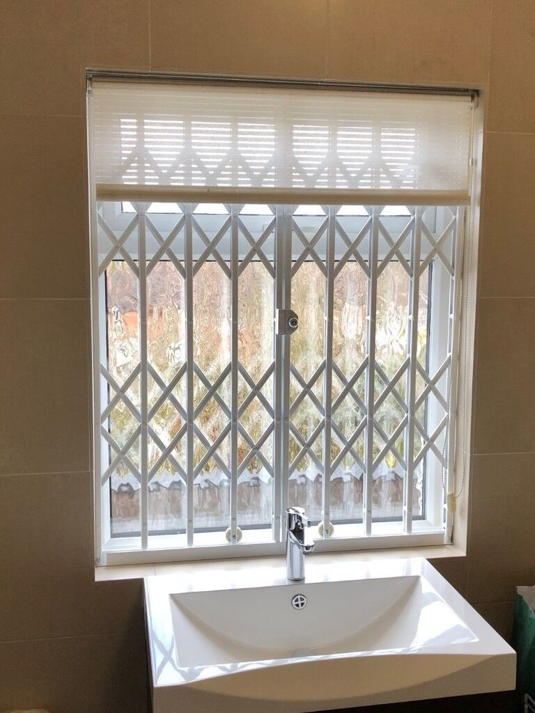 Security Grilles Bars Shutters Call Graham 07812153554 For