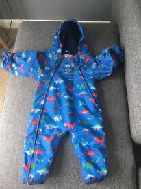 JoJo Maman Bebe Warm Suit 6-9m