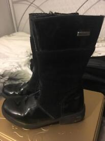 Girls Ricosta boots size 9