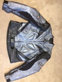 RST 2 piece leather suit