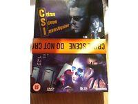 CSI - cox sets job lot