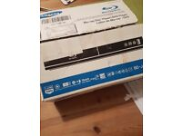 BNIB Samsung blue ray player BD-J5500R