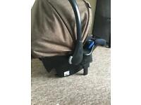 Hauck travel car seats