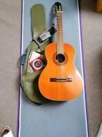 Vintage Gitarre Eko Co2300 Italian Classic + Zubehör Niedersachsen - Sittensen Vorschau
