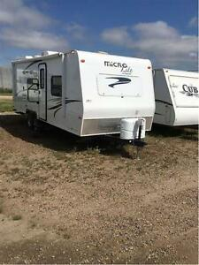 2014 Flagstaff by Forest River 25BH