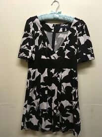 Womens French connection dress size 12