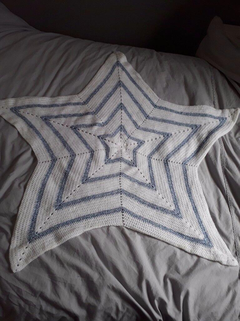 Handmade by me crochet blankets