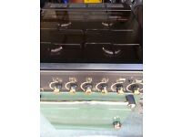 Leisure Rangemaster 55 Slot-In Gas Cooker in Green