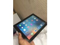 iPad 4 wifi great condition selling as don't use it comes with original charger