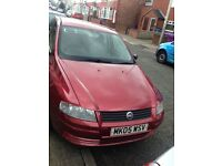 2005 fiat bargin first to see will bye