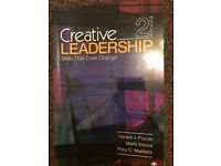 Creative Leadership, skills that drive change