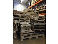 Pallets wooden all odd sizes - Free to collect - we are open 9am to 4pm