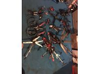Helicopter Quadcopter drones joblot