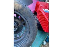 Goodyear tyre 205/55/16 tyre