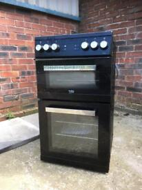 Cooker double oven
