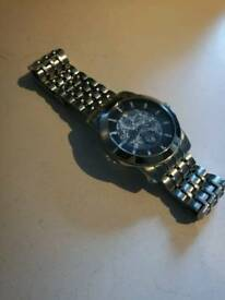 Fossil Skeleton Watch Automatic