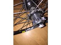 Mavic rim an hope pro 2 hub wheel