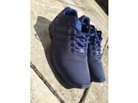 Adidas flux trainers size 8