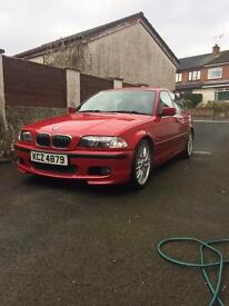 SOLD BMW 325 Msport 93k moted