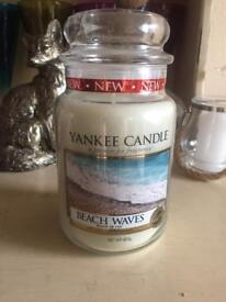 Yankee Candle - Beach waves