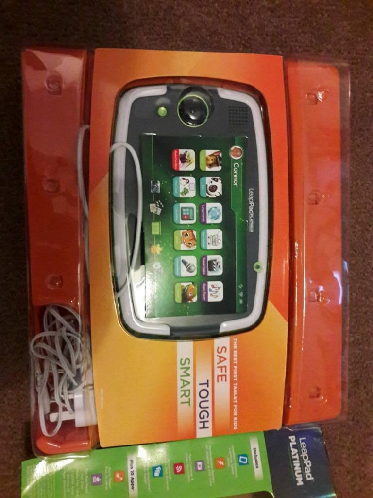 Leapad Platinum Tablet