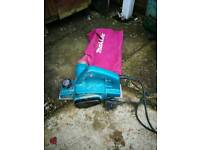 Makita planer .not DeWalt festool