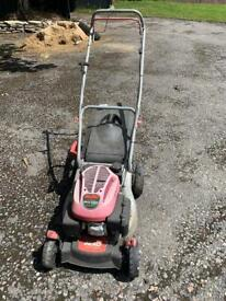 Petrol mower working except for self drive