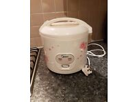 Traditional chinese Midea rice cooker