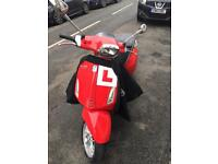 2016 Reg VESPA SPRINT 125 3V ABS. £2500 ono. Very low mileage & full service history