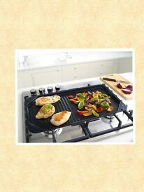 Grill and Griddle Pan