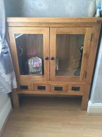 Wooden cabinet for sale (brand new)