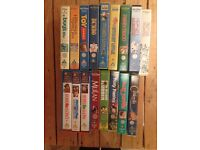 17x Classic Disney Videos (VHS) including Toy Story, Cinderella and Dumbo £15 ONO