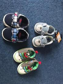 Baby shoes 3-6months