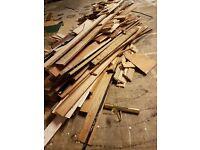 Scrap Wood - Free to Uplift