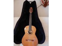 Admira Teresa professional classical guitar_cedar top_all solid wood_handmade in Spain