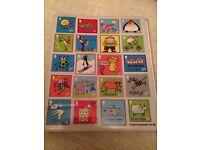 Children's Stamp Collection Album
