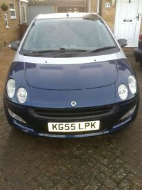 Smart Forfour 2005 Coolstyle - spares or repair