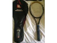 Wilson hyper hammer tennis racquet